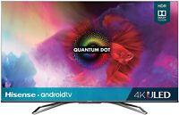 "Hisense 55"" 4K Ultra HD Quantum Series ULED Android Smart TV - 2020 Model"