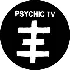 IMAN/MAGNET PSYCHIC TV . genesis p-orridge throbbing gristle experimental ptv