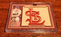 JOHNNY MIZE 2011 TOPPS UPDATE THROWBACK PATCH RELIC #TLMP-JMI CARDINALS #HOF