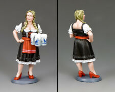 KING AND COUNTRY Oktoberfest Fraulein WW2 LAH213