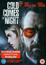 Cold Comes The Night starring Alice Eve & Bryan Cranston [DVD]