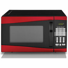 Digital Countertop Microwave Oven Hamilton Beach Colors Red