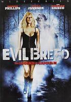 NEW DVD - EVIL BREED - JENNA JAMESON , GINGER LYNN , RICHARD GRIECO - ADULT