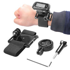 Wristband Wrist Belt Strap Mount For Garmin Edge GPS 25 500 510 520 800 810 1000