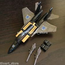 3rd Party Custom Made Transformers WST G1 Black Death Starscream