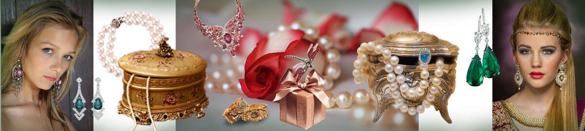 Grandmas Jewelry Box