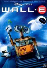 Wall·e Disney·pixar DVD digipack idiomas castellano Catalán e Inglés