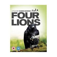 Four Lions (DVD, 2010)
