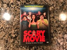 Scary Movie Dvd! 2000 Slasher! Scream 4 Not Another Teen Movie Feast II