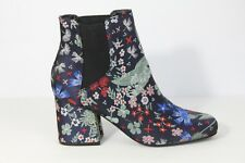 Indigo Rd. Boots Fashion Booties Womens Brocade Fabric Floral Chelsea sz 9.5 New