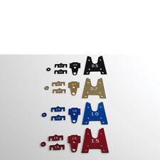 Ride Hauteur Set D'espaceurs 0.5 mm 0.7 1.0 1.5 Kyosho R246-3709 # 704378