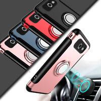 For Samsung Galaxy J3 Emerge/Prime/Luna Pro/J3 2017 Hybrid Hard Phone Case Cover