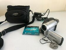 Sony Handycam Dcr-Dvd92 Camcorder w/ Case Battery Dvd+Rw Charger Fully Tested