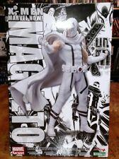 NEW Kotobukiya Marvel Now: Magneto White Costume X-Men Uncanny ARTFX+ Statue