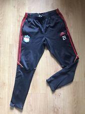 """De Colección Adidas Liverpool FC Fútbol Chándal Pantalones Pantalones 36"""" Cintura Fútbol"""