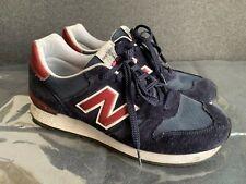 New Balance 670 Made in England, Navy, Size 9 UK