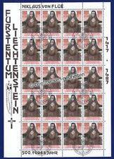 Gestempelte Briefmarken aus Europa mit Religions-Motiv und Echtheitsgarantie