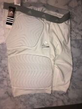 Adidas Techfit New 5 Pad Compression Shorts Football Basketball 4XL