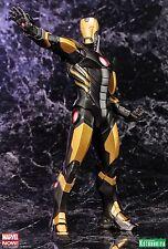 Avengers Now Black Iron Man 1/10 Scale ArtFX+ Statue By Kotobukiya