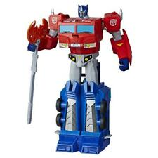 Transformers Bumblebee Cyberverse Adventures Ultimate Class Optimus Prime
