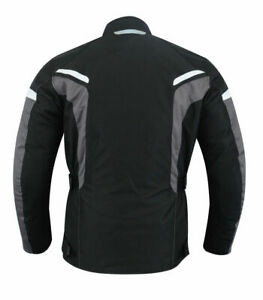 Motorrad Textil Jacke Wasserdicht Winterjacke Motorrad Roller Winter Jacke Neu