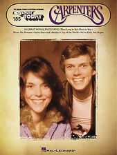 EASY Piano E-Z The Carpenters Learn to Play Beginners Keyboard Music Book SONGS