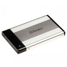 CASE ENERMAX FOR HARD DISK HDD LAUREATE 2,5 IDE SILVER USB 2.0