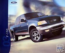 2003 Ford F-150 pickup truck sales brochure - 1st print