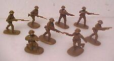 20 U.S. WWI Doughboys AIP plastic soldiers army men # 5401 World War I