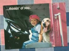 50 Postcards Little Lee Comic Trucking Thinkin' of you