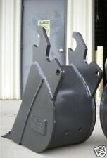 "12"" quick attach bucket built to fit kubota KX-91 excavator"