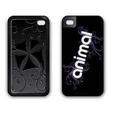 Animal Silikon Corp Violett Logo Hülle für Ipod Touch 4G