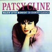 Patsy Cline - Walkin' After Midnight [Prism Platinum] (1989)