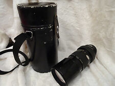 Nikon 300mm f4.5 Ai Manual Focus Nikkor Inc Tripod Mount and original case