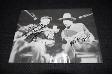 CEPHAS & WIGGINS signed Autogramm auf 18x24 cm Foto InPerson LOOK