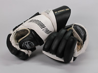 Eric Lindros game worn used hockey gloves! Flyers! RARE! Guaranteed Authentic!