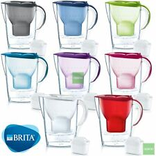 BRITA Marella Cool MAXTRA+ 2.4L Water Filter Fridge Jug + Cartridge - 8 Colours