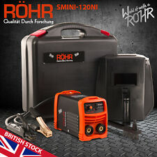 ROHR SMINI-120NI ARC Welder Inverter 240V 120amp MMA DC Portable Stick Welding