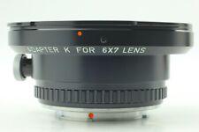 NEAR MINT+3 Asahi Pentax Adapter K for 67 6x7 Lens K Mount From JAPAN #F541