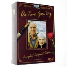 "AS TIME GOES BY COMPLETE BBC SERIES COLLECTION 1-9 DVD BOX SET 11 DISC  R4 ""NEW"""