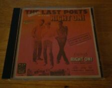 The Last Poets Right On VG CD