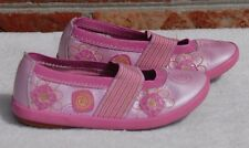 Keds Girls Teagan Leather Pink Slip on Shoes size 9.5 M