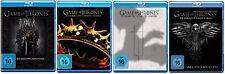 Game of Thrones Staffel 1-4 (1+2+3+4) Blu-ray Set NEU OVP