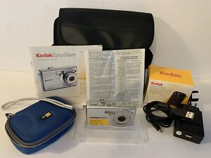 Kodak Easy Share Digital Camera M753 7MP USB Cord Stand Case Charger
