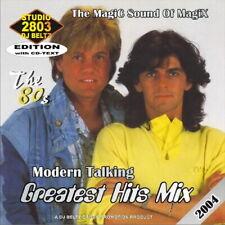 @YS366A - MODERN TALKING - Greatest Hits Mix (DJ Beltz)  /1CD (BLUE SYSTEM)