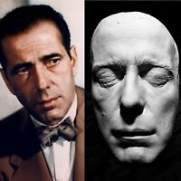 "Humphrey Bogart Life Mask Cast ""Casablanca""The Maltese Falcon ""The Big Sleep ""!!"