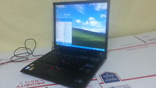 "IBM Thinkpad T43 Laptop 1.86 GHz 2 GB Ram Windows XP Pro Office 2007 15"" LCD"