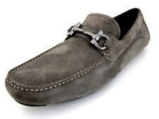 Salvatore Ferragamo Parigi mens loafers shoes 8.5 D(M) US made in Italy