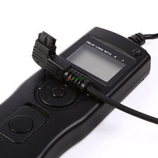 Timer Remote Control Intervalometer for Sony A550 A900 A350 A700 A300 A200 A100