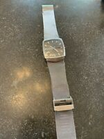 Skagen Men's 396LTTM Day/Date Titanium Watch